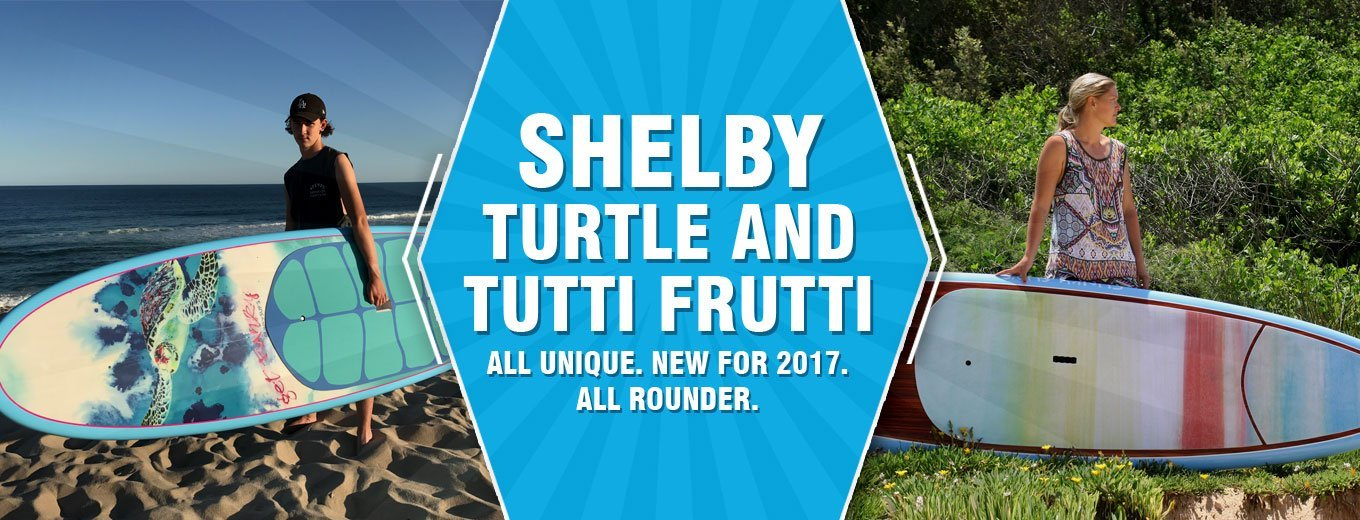 Shelby Turtle and Tutti Frutti