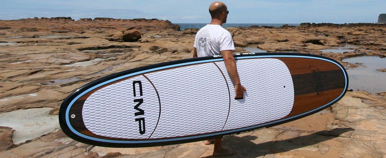 Wood Paddleboard